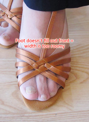 b970eeac53e0 Fitting My Dance Shoes – Ballroom Connection